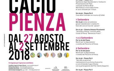 LA FIERA DEL CACIO 2018 A PIENZA